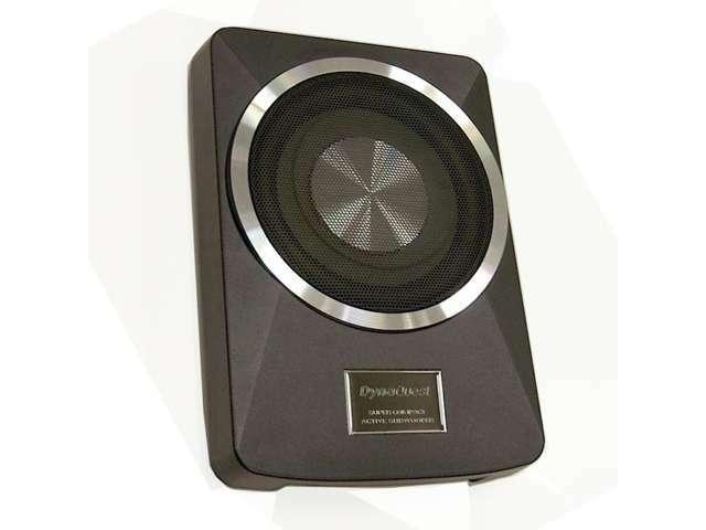 【DQC-800B】DynaQues製サブウーファーです。ふくよかな低音で広がりのある音場を再現。当店サウンドマイスターオススメの逸品です。