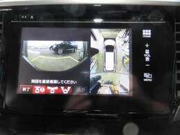純正マルチカメラシステム搭載♪ 360°の映像を確認することができます♪ 駐車の不慣れな方でも安心ですね♪