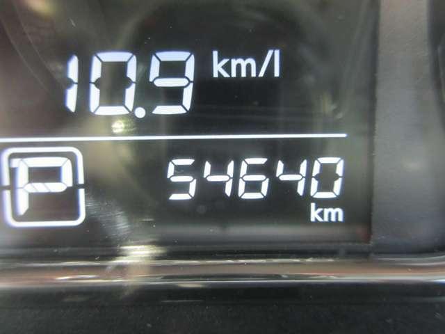 走行距離は約5万4千kmです。まだまだ走れますのでシルフィでお出かけしましょう!