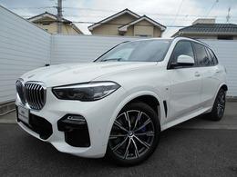BMW X5 xドライブ 35d Mスポーツ 4WD 20AW黒革ドラレコ禁煙1オナ認定中古車