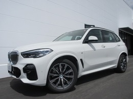 BMW X5 xドライブ 35d Mスポーツ 4WD デモカー・ドライビングアシスト
