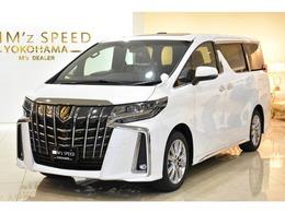 トヨタ アルファード 2.5 S タイプゴールド 新車3眼ム-ンT-ナビ12.1リアモニタ-DVD
