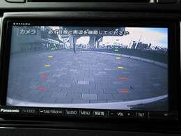バックカメラを装備しておりますので、駐車が苦手な方も安心してお乗り頂けます。