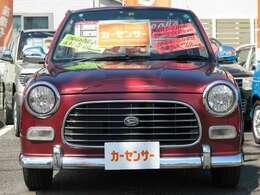 ☆初期モデルのミラジーノです!人気の根強い軽CAR!純正どノーマルが、うれしい1台です!個性が光るミラジーノ、いかがでしょうか?