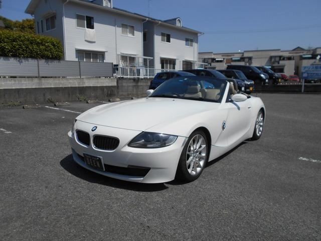 BMW Z4ロードスター入荷しました。
