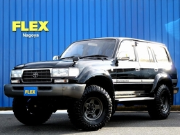 トヨタ ランドクルーザー80 4.5 VX 4WD 最終純正ブラック ガソリン5速マニュアル