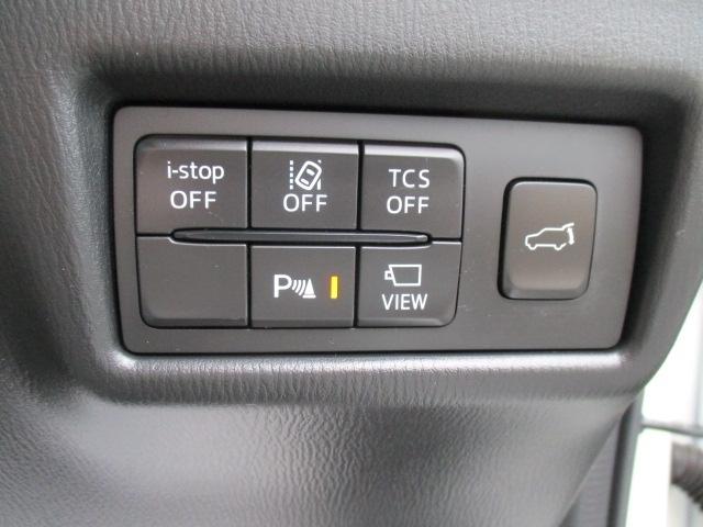 ■オートバックドアは運転席のボタンでも操作が可能です。