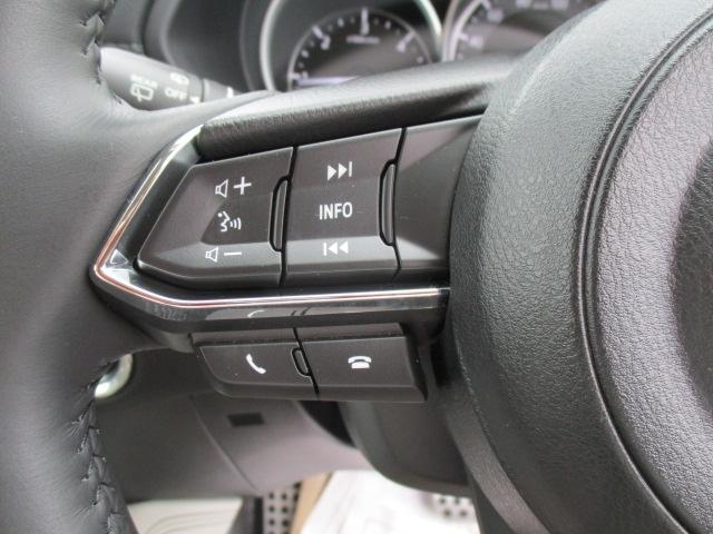 ■ステアリングスイッチでオーディオコントロールが可能です。