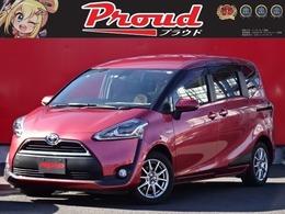 トヨタ シエンタ ハイブリッド 1.5 G /禁煙車/ETC/ナビ/Bluetooth/Bカメ/Pスラ
