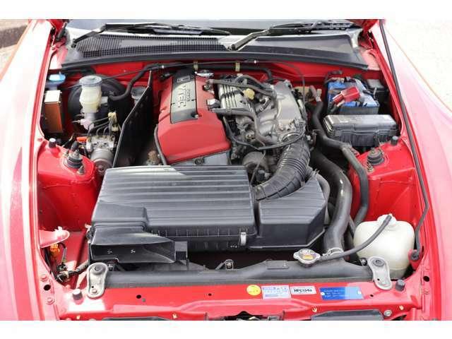当社WSエンジニアリングは、S2000に特化しており整備力も込みで販売していますので、安心してご購入いただける自身があります