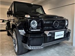 メルセデス・ベンツ Gクラス G350 ブルーテック ロング ディーゼルターボ 4WD ブラバス正規コンプリート D6Sワイドスター