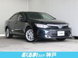 トヨタ カムリハイブリッド 2.5 Gパッケージ ブラインドスポットM セーフティセンス
