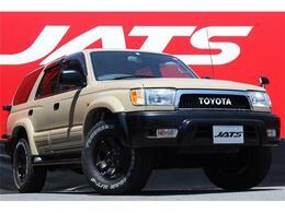 トヨタ ハイラックスサーフ 2.7 SSR-X Vセレクション 4WD TOYOTAエンブレム USコーナーランプ