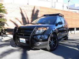 フォード エクスプローラー リミテッド 4WD / 正規ディーラー車・リフトUP