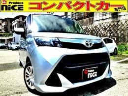 トヨタ タンク 1.0 X S 安全ブレーキ・純正オーディオデッキ・ETC