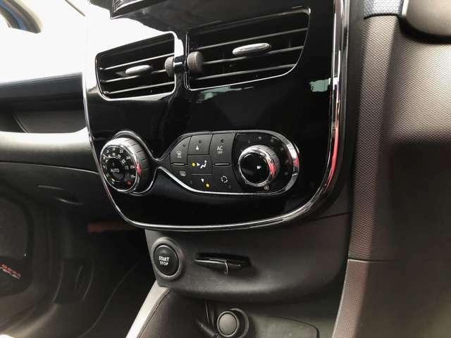 オートエアコンディショナー ルノーカードキー スタート/ストップボタン