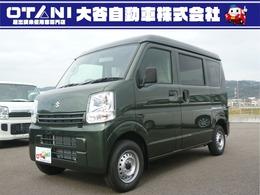 スズキ エブリイ 660 PC ハイルーフ 新品ナビ 軽自動車 キーレス付