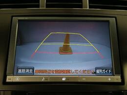 ☆バックモニターが付いていますので、狭い場所での車庫入れや障害物との間隔確認などに便利です☆