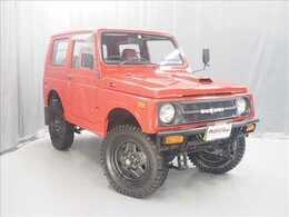 スズキ ジムニー 660 サマーウインド リミテッド 4WD 全塗装 リフトアップ公認 5速マニュアル
