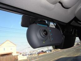 360°撮影可能ドライブレコーダー