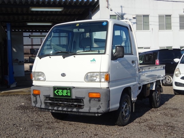 サンバートラック4WD のご紹介です。
