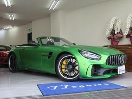 メルセデスAMG GT Rロードスター AMG GT-Rロードスター限定車 世界限定750台 日本23台 走行330Km