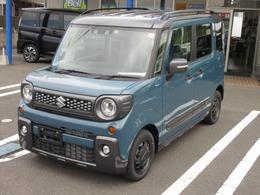 スズキ スペーシア 660 ギア ハイブリッド XZ 新車/純正スタンダードナビ/Bカメラ/マット
