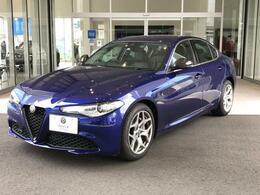 アルファ ロメオ ジュリア 2.0 ターボ スプリント 元試乗車 新車保証継承 ロードサービス付