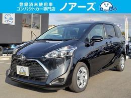 トヨタ シエンタ 1.5 G 登録済未使用車 トヨタセーフティセンス