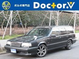ボルボ 850エステート 850Rエステート 特別限定車 当店買取 電動SR ETC 保証付