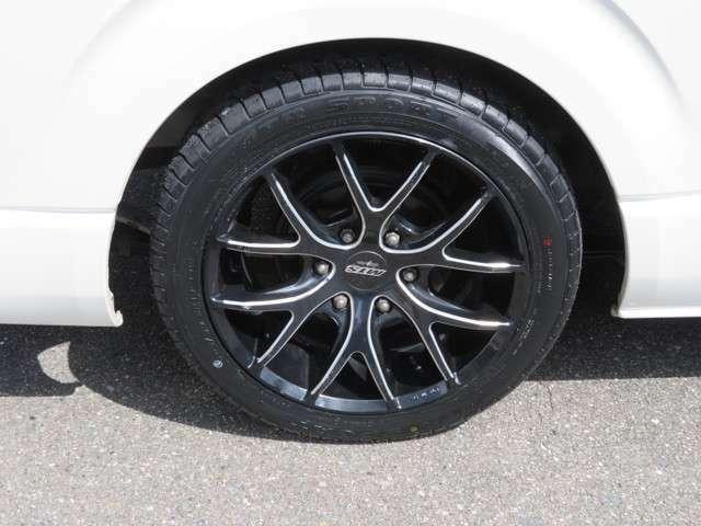 MTS18インチAW!タイヤは新品です!