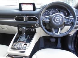 CX-8はシンプルな造りで、難しい操作がないので、初めてお車を購入される方でも安心です(^^)♪