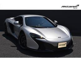 マクラーレン 650S 3.8 McLaren Qualified Tokyo 12カ月認定保証