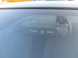 ■ユピテル製のドライブレコーダーを搭載してます。万が一の時のお守りですね♪
