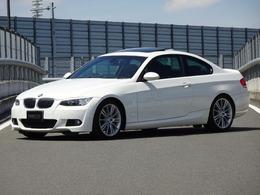 BMW 3シリーズクーペ 335i Mスポーツパッケージ サンルーフ 7速DCT