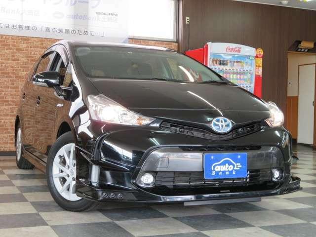 内外装ともにキレイなクルマです!また当社の在庫は全車、第三者機関(AIS)にて車輌品質書付ですので安心してお乗りになれます。