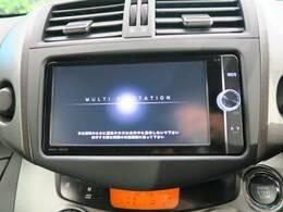 純正SDナビ使いやすい多機能ナビが装備されています!運転がより楽しくなりますね!