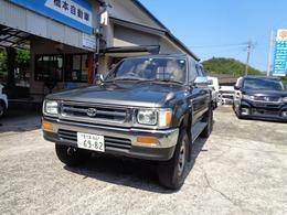 トヨタ ハイラックス 2.8 SSR-X ダブルキャブ ロングボディ ディーゼル 4WD