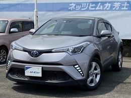 トヨタ C-HR ハイブリッド 1.8 S フルセグTV・SDナビ・ETC・スマートキー