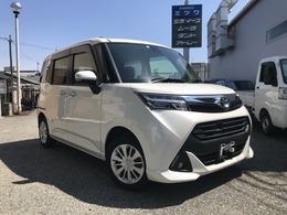 トヨタ タンク 1.0 G S スマートアシスト 純正ナビ