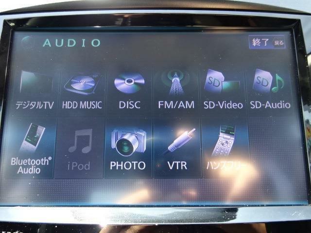 ■装備3■|DVD再生機能|CDプレイヤー|フルセグTV|Bluetooth音楽