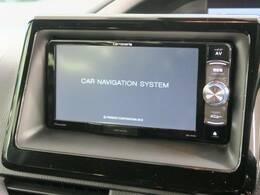 社外SDナビが装備されています!キレイな画面と多機能なナビでよりいっそうドライブが楽しめます♪