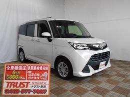 トヨタ タンク 1.0 X S 関東仕入れ 禁煙車 SDナビ 地デジ