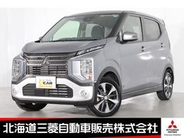 三菱 eKクロス 660 G 4WD タッチパネルエアコン シートヒーター