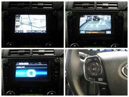 メーカーオプションHDDナビ装備!CD録音やBluetoothなどAV機能充実!バックカメラも装備です!