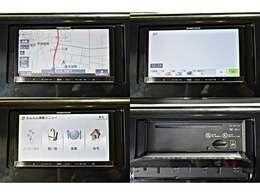 ワイドで明るい液晶画面、簡単な操作方法、多機能ナビゲーション。知らない街でも安心です。 三菱電機「NR-MZ33」