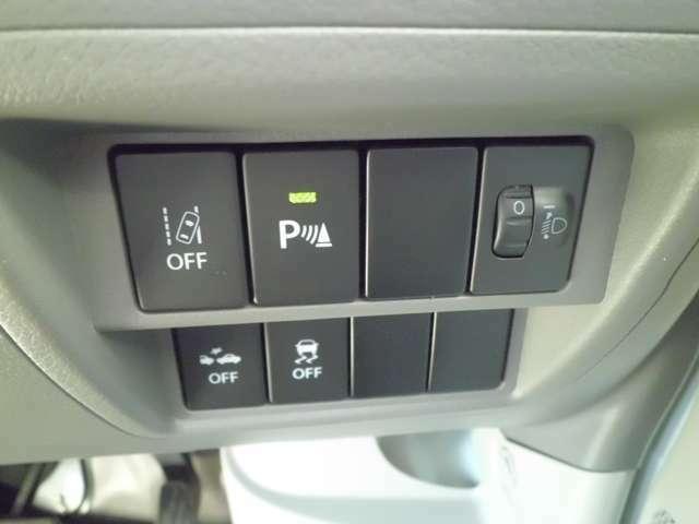 セーフティサポート付なので様々な運転をサポートしてくれます。