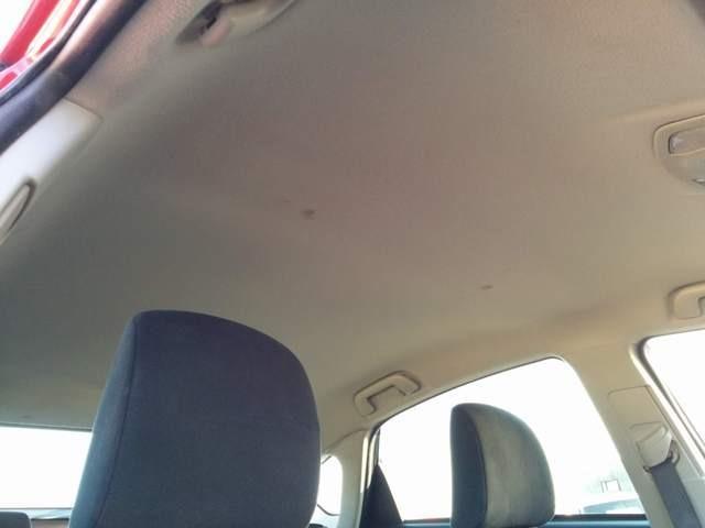 天井は汚れなどなくキレイです。