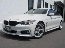 BMW 4シリーズグランクーペ 420i Mスポーツ 18AW1オナACCBカメ衝突軽減禁煙認定中古車