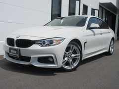 BMW 4シリーズグランクーペ の中古車 420i Mスポーツ 岐阜県多治見市 222.0万円
